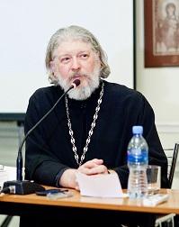 Прот. Алексий Уминский в своей публикации
