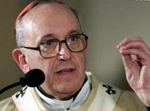 Папа Римский Франциск I — новый глава власти антихриста