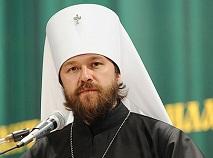 Митрополит Иларион считает, что англикане и православные могут объединиться