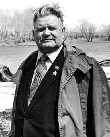 «Снайпер снайперов» Василий Зайцев