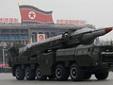 КНДР вывела на боевые позиции дополнительные баллистические ракеты