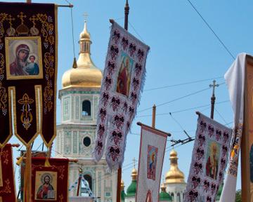 Украинская оппозиция хочет пригласить в Киев папу римского в обход Московского Патриарха