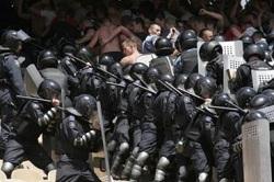 В Киев стягиваются войска