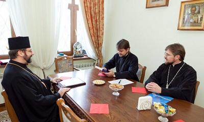 О церковной ситуации на Малой Руси