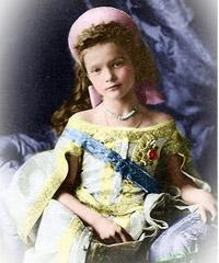 Дети Царской семьи. Татьяна