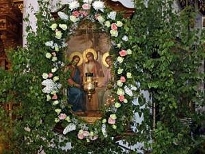 Св. прав. Алексий (Мечев) Московский. Слово на день Пятидесятницы.
