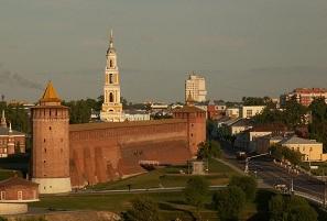 Коломенский кремль - символ России