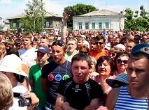 Власти Саратова готовят депортацию кавказцев