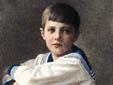 Дети Царской семьи. Алексей