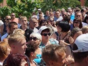 «В Пугачеве живут люди, у которых накипело...»