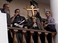 В Киеве верующие просят анафематствовать Драбинко